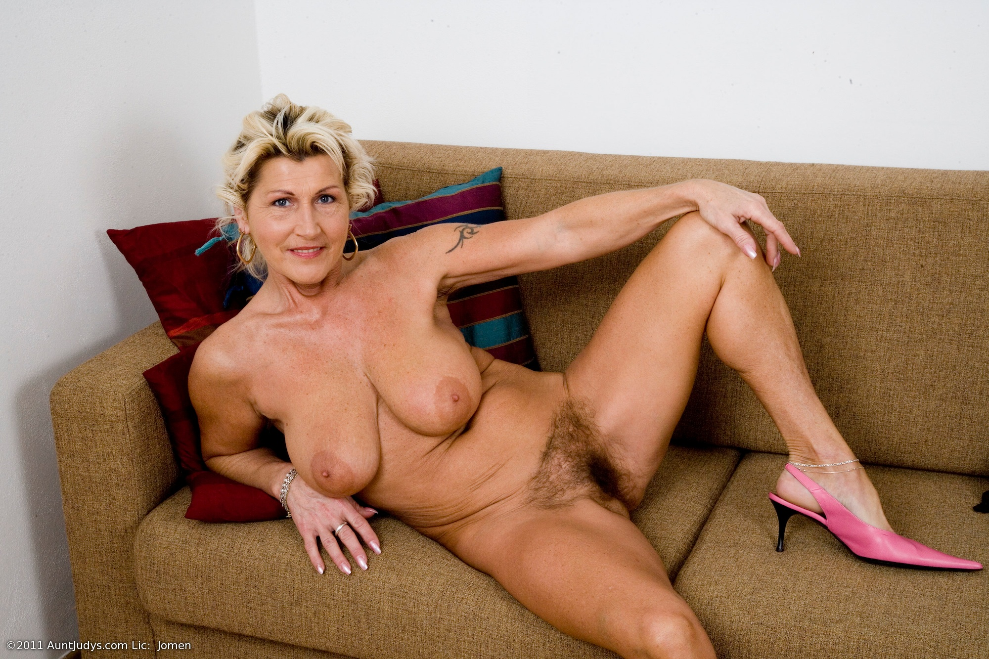 Sexy nude women over 60