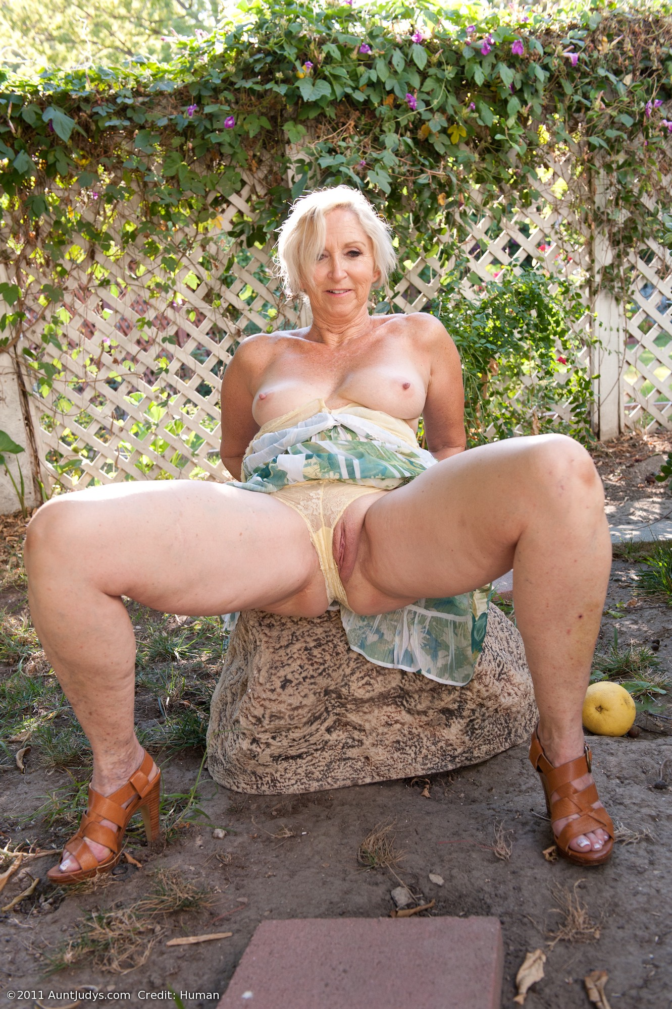 Mature shaved pussy upskirt consider, that
