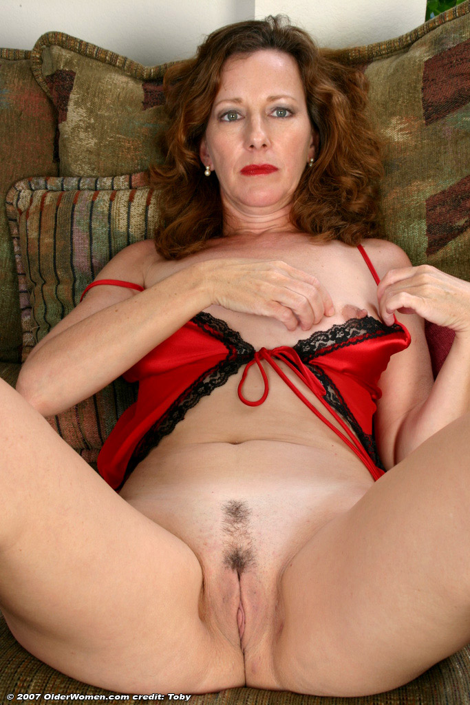 mature older women