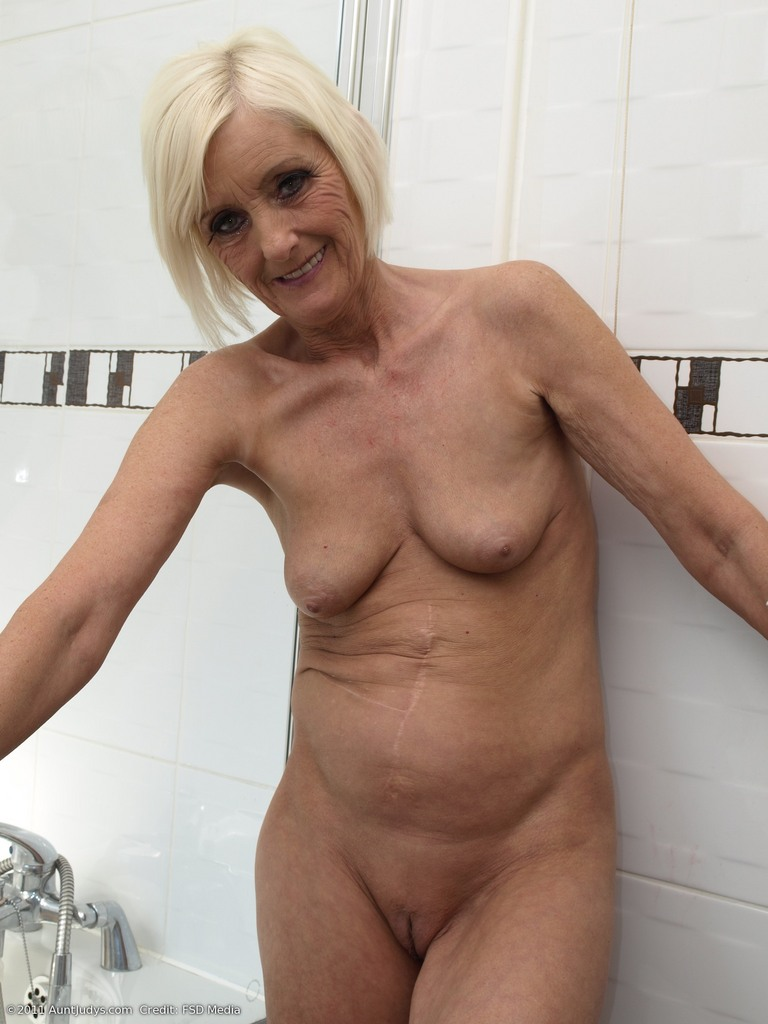 Nudes shaved women over 60