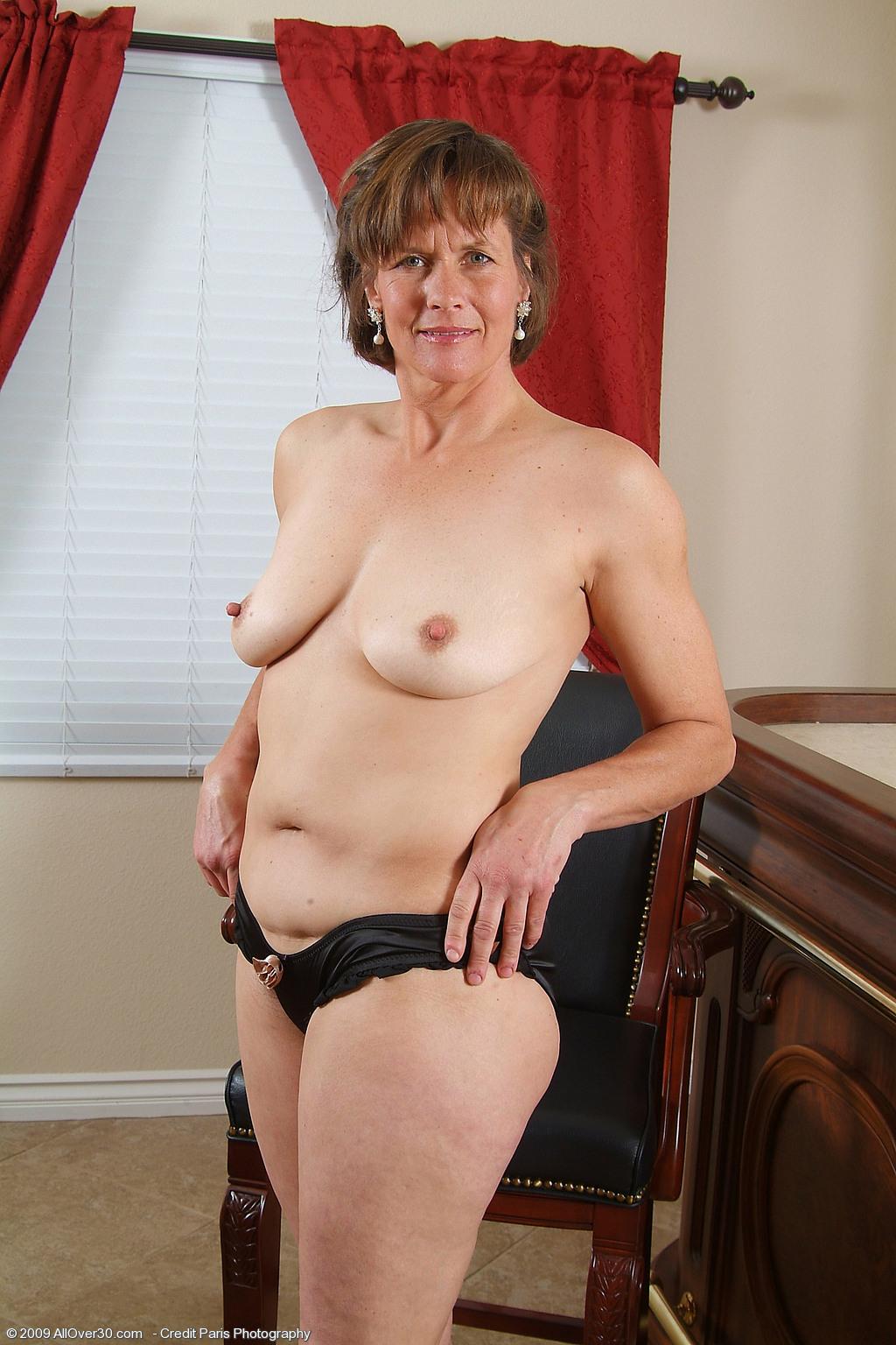 Las ancianas posan desnudas 1980